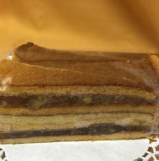 Bavorská jablková torta, bezgluténová, bezlaktózová, dia